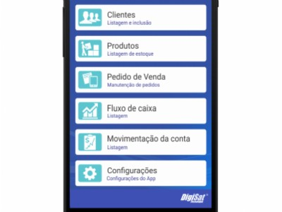 FOR�A DE VENDAS MOBILE